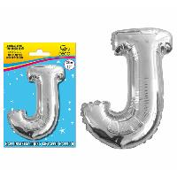BALLON METALLIQUE J