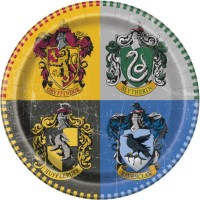 ASSIETTE HARRY POTTER X8