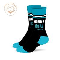CHAUSSETTES HUMOUR HOMME IDEAL